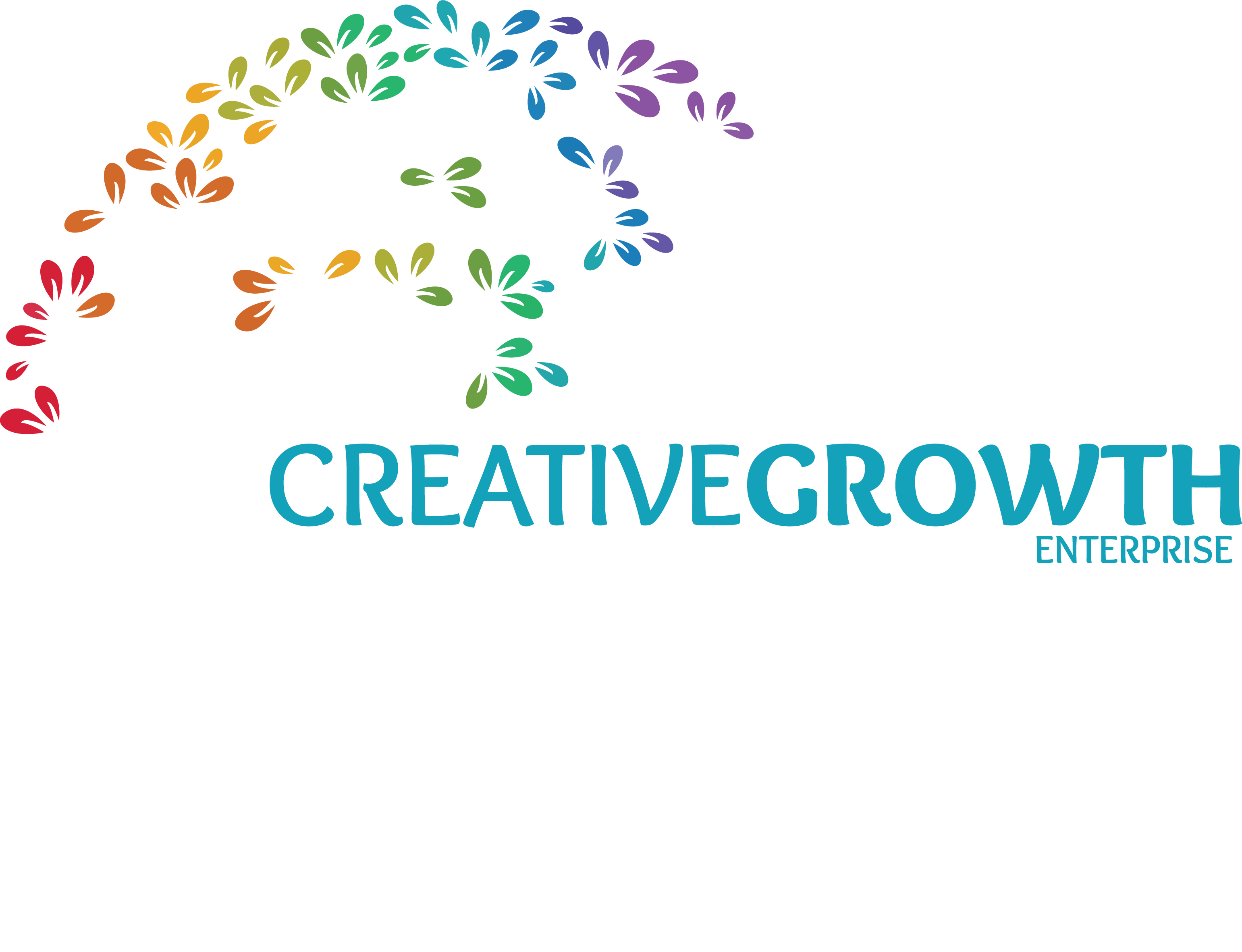 Creative Growth Enterprise Logo Footer